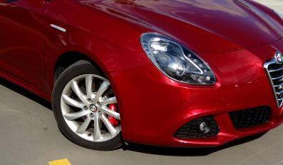 Alfa Romeo Giulietta TCT