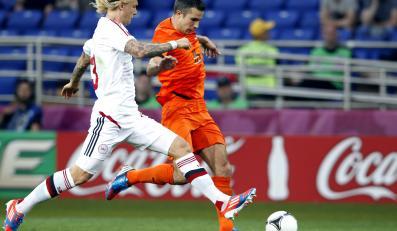 Mecz Dania-Holandia