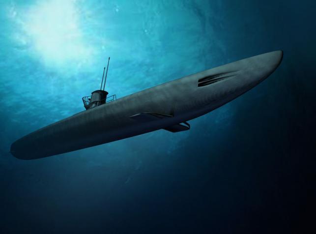 Atomowe okręty podwodne