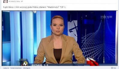 """""""Flagowe"""" wpadki w TVP"""