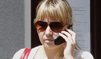 Anna Guzik została bez pracy