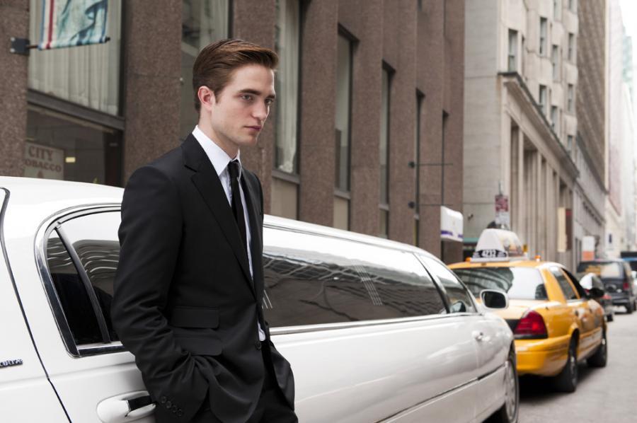 Robert Pattinson w \