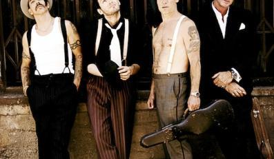 Red Hot Chili Peppers zagrają w Warszawie