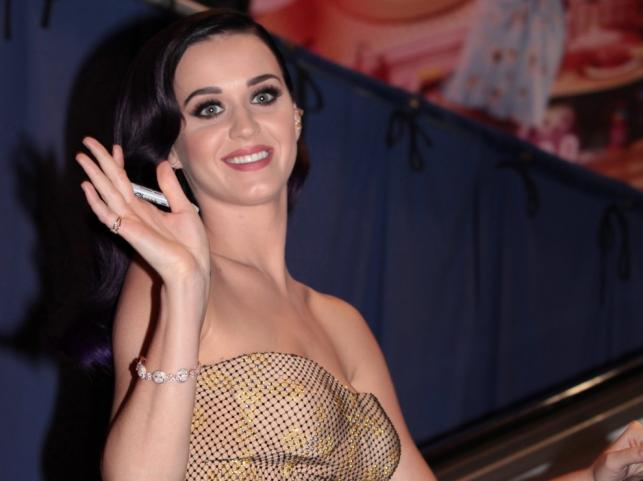 "Katy Perry na premierze ""Katy Perry: Part of Me"""