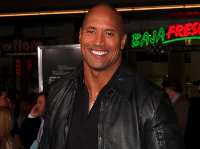 8. Dwayne Johnson – 22.70 dol. zysku