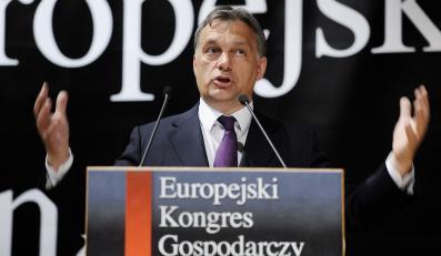 Viktor Orban na Europejskim Kongresie Gospodarczym