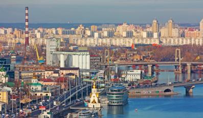 Kijów, zdjęcie ilustracyjne