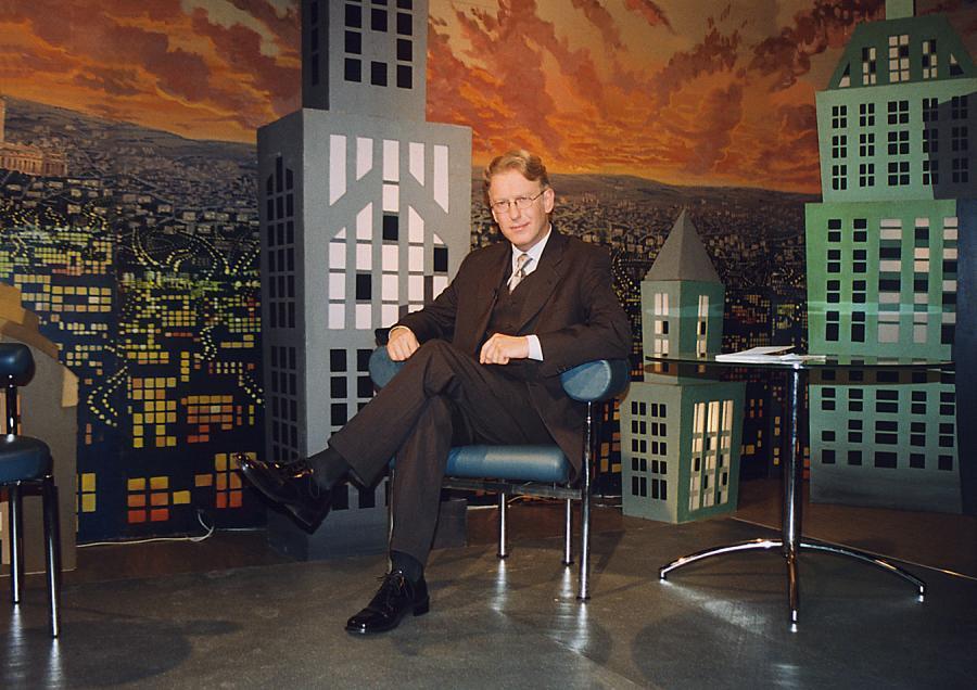Gwiazdy telewizji sprzed lat  - Mariusz Szczygieł