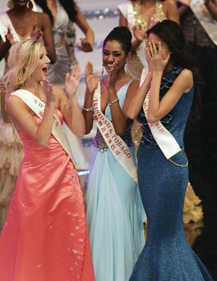 ... i już wiadomo, kto został Miss World 2007