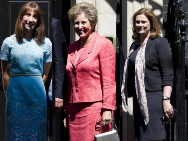 Żony premierów Wielkiej Brytanii