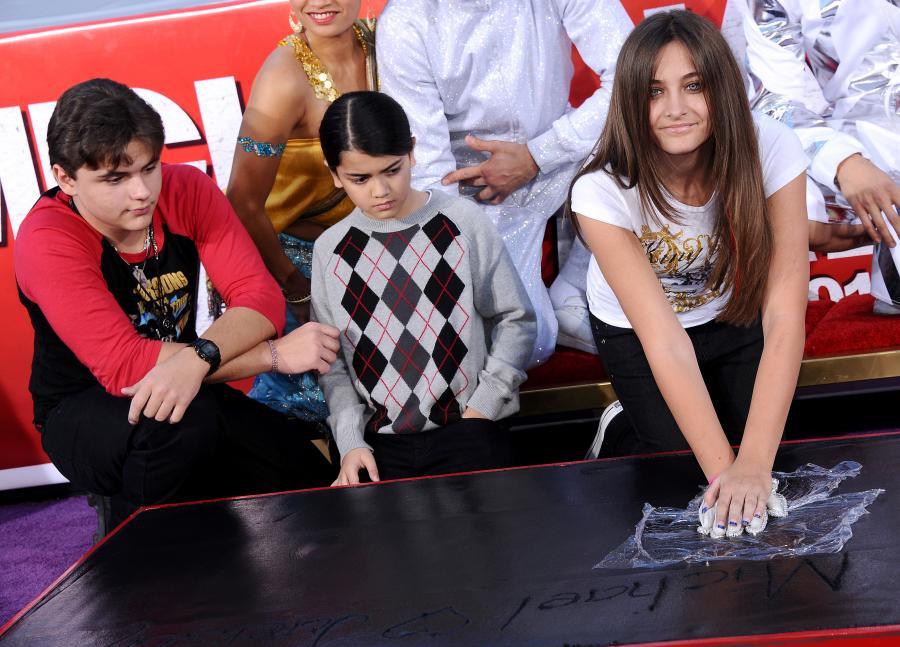 Dzieci Michaela Jacksona