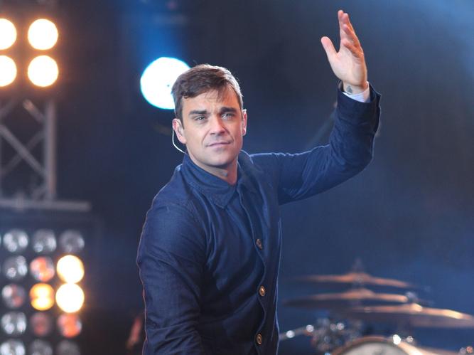 Robbie Williams czeka na 3 września