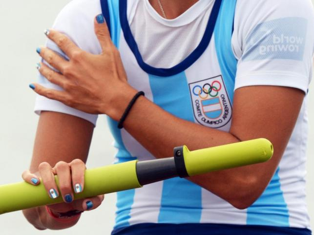 Maria Laura Abalo - reprezentantka Argentyny