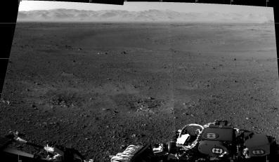 Krajobraz Marsa