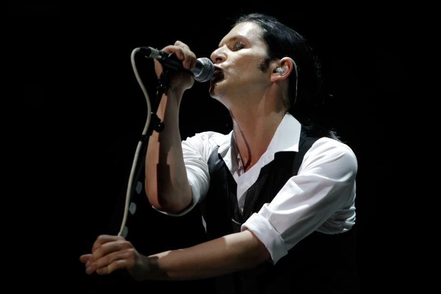 Brian Molko i Placebo będą gwiazdami Coke Live Festivalu