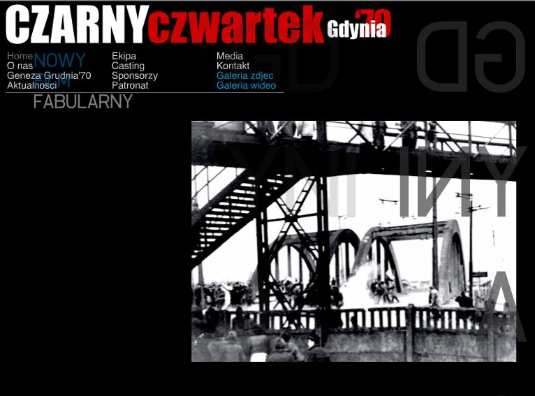 Filmowcy powracają do masakry Grudnia \'70