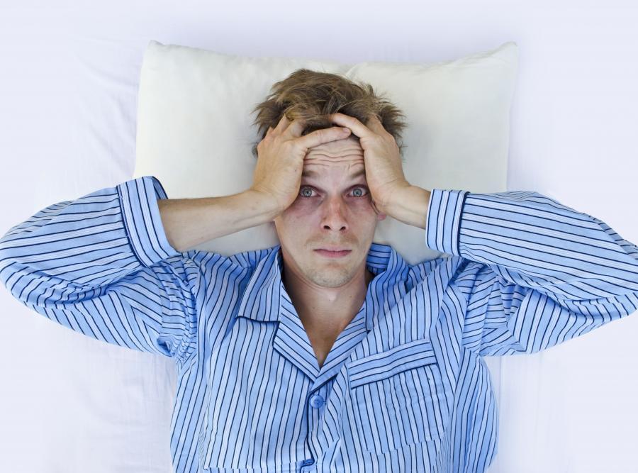 Bezsenność prowadzi do groźnych chorób?