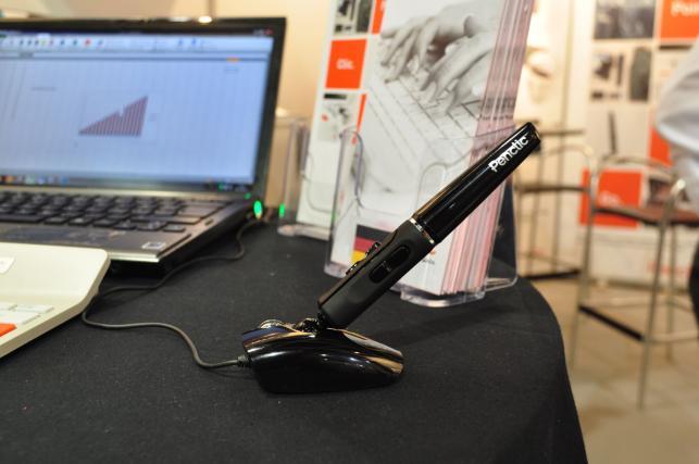 Długopis, jak mysz