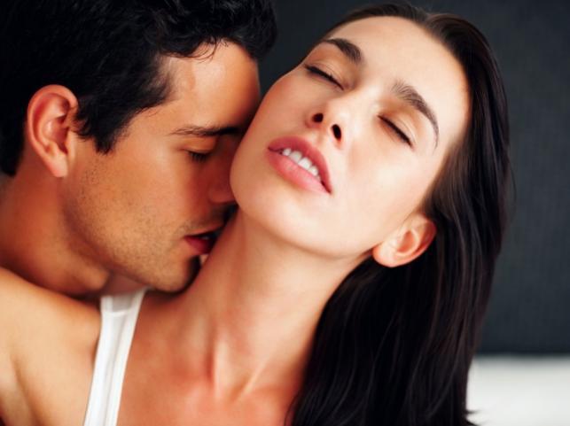 Całowanie szyi