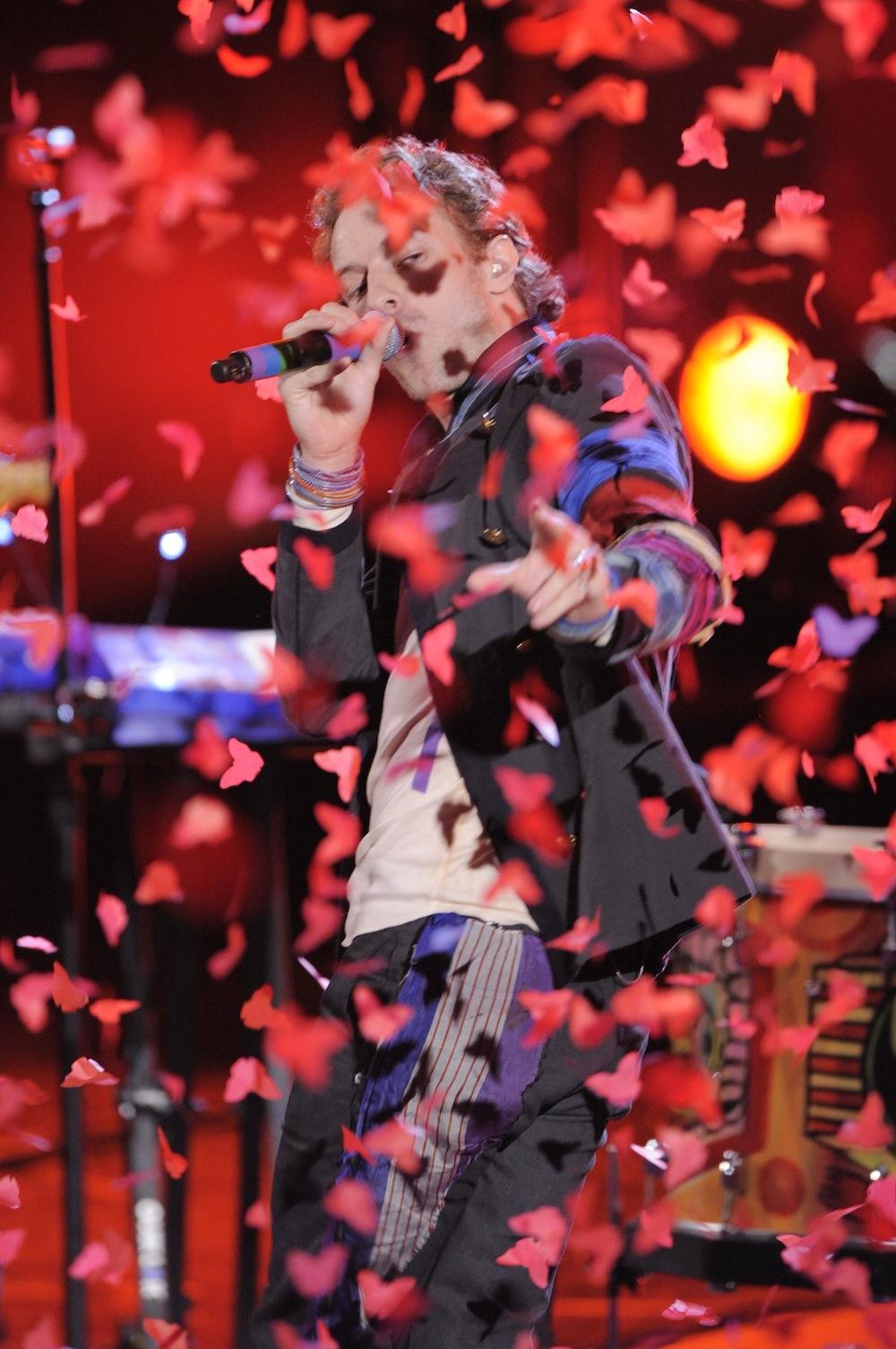 Najlepszy wykonawca rockowy: Coldplay