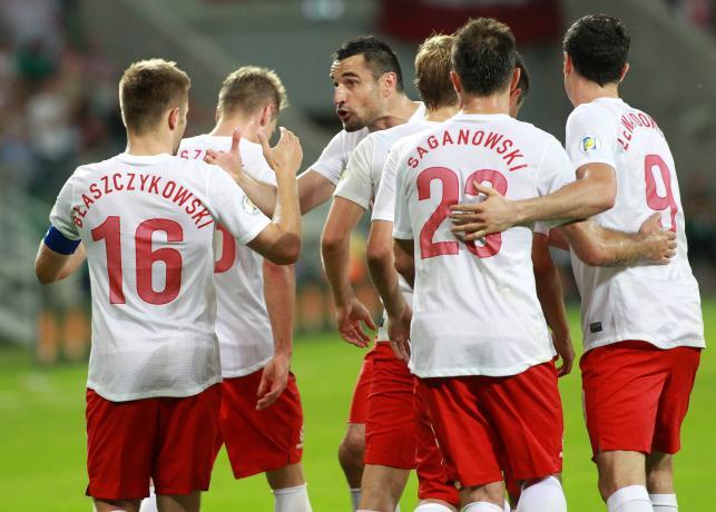 Polska - Mołdawia 2:0