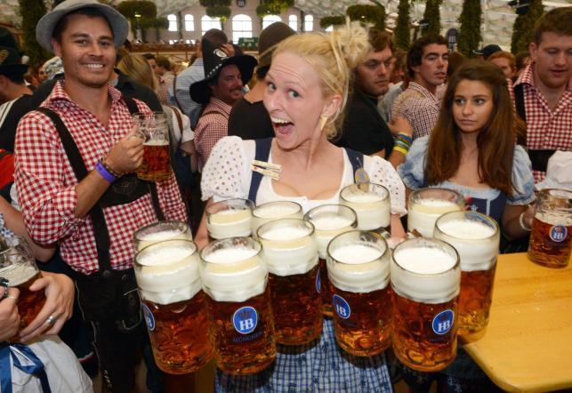 179. dożynki chmielowe, Oktoberfest