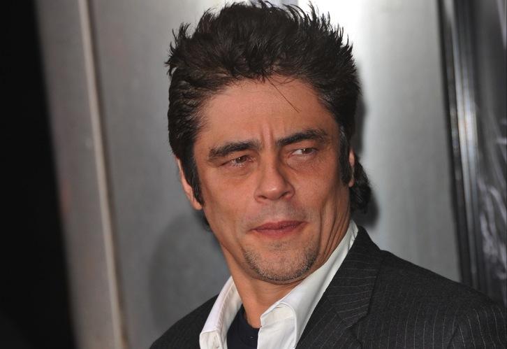 Benicio Del Toro zagra Pabla Escobara