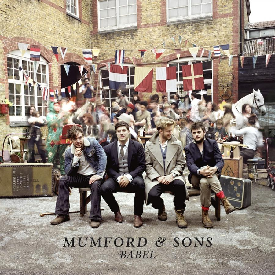 "Mumford and Sons ""Babel"""