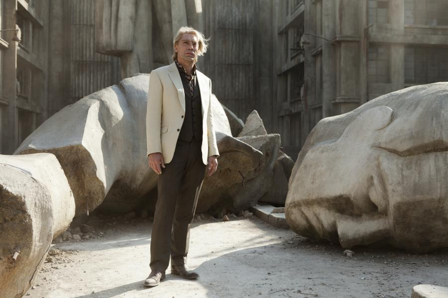 Javier Bardem jako złoczyńca z nowego Bonda ma zaskoczyć widzów...