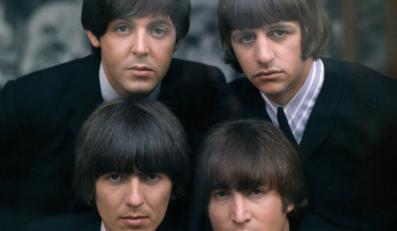 The Beatles w 1965 roku