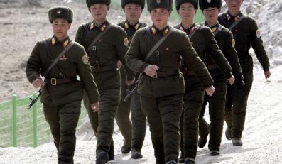 Patrol północnokoreański