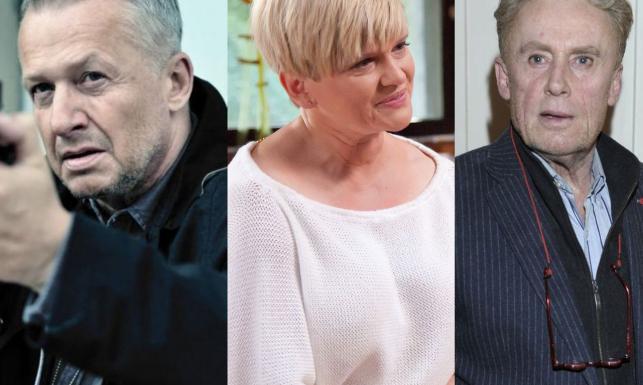 Gwiazdy polskiego kina grają w serialach