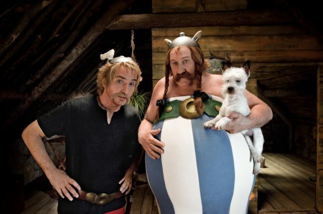 Asterix i Obelix pomogą Brytyjczykom w 3D