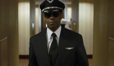 Denzel Washington ratuje pasażerów samolotu