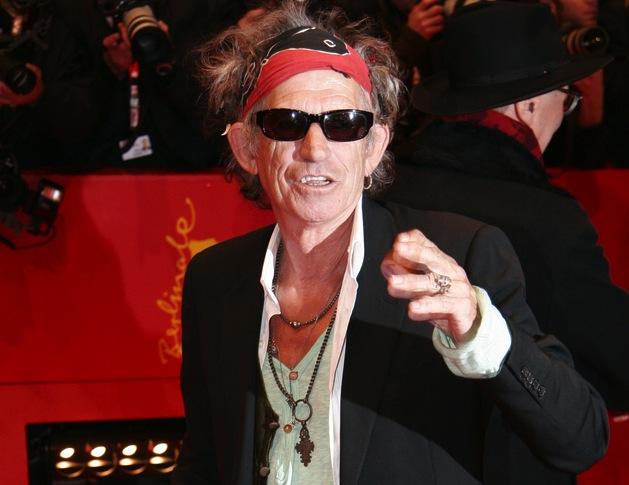 Keith Richards: iPody nie mają duszy