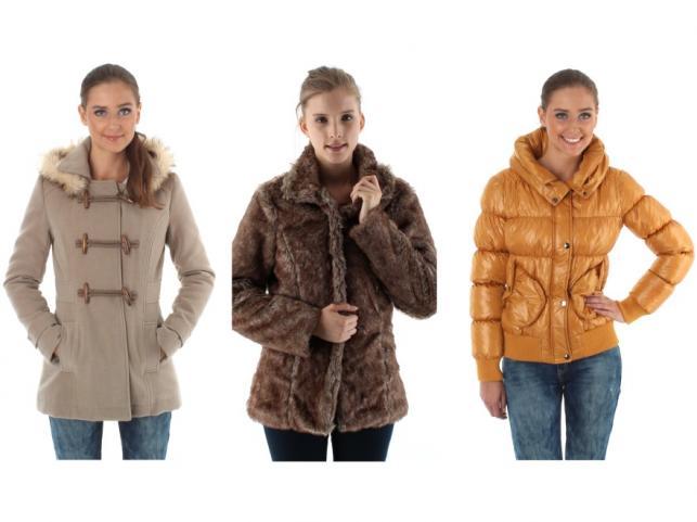 Kurtki Moodo - kolekcja jesień/zima 2012/2013