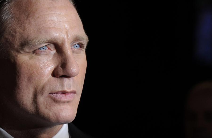 Daniel Craig straci rolę w \