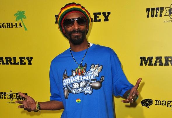 Snoop Dogg czyli Snoop Lion