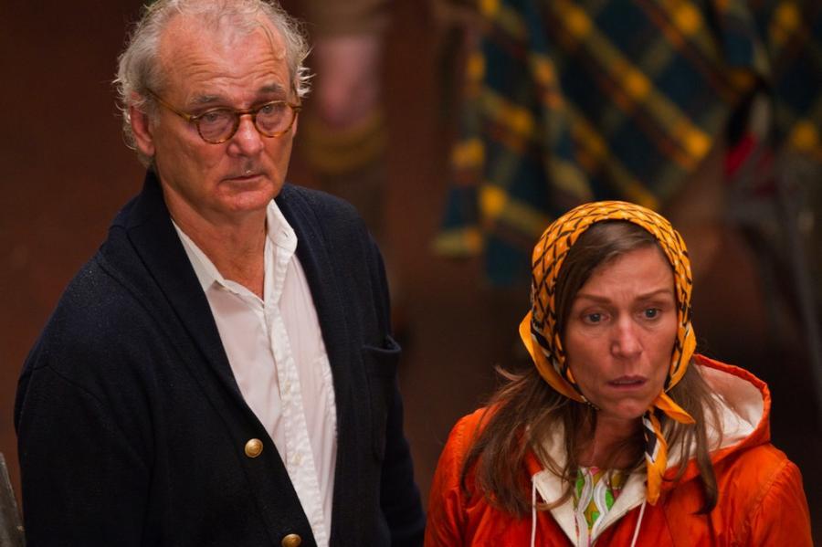 """Bill Murray i Frances McDormand w filmie """"Kochankowie z Księżyca"""""""