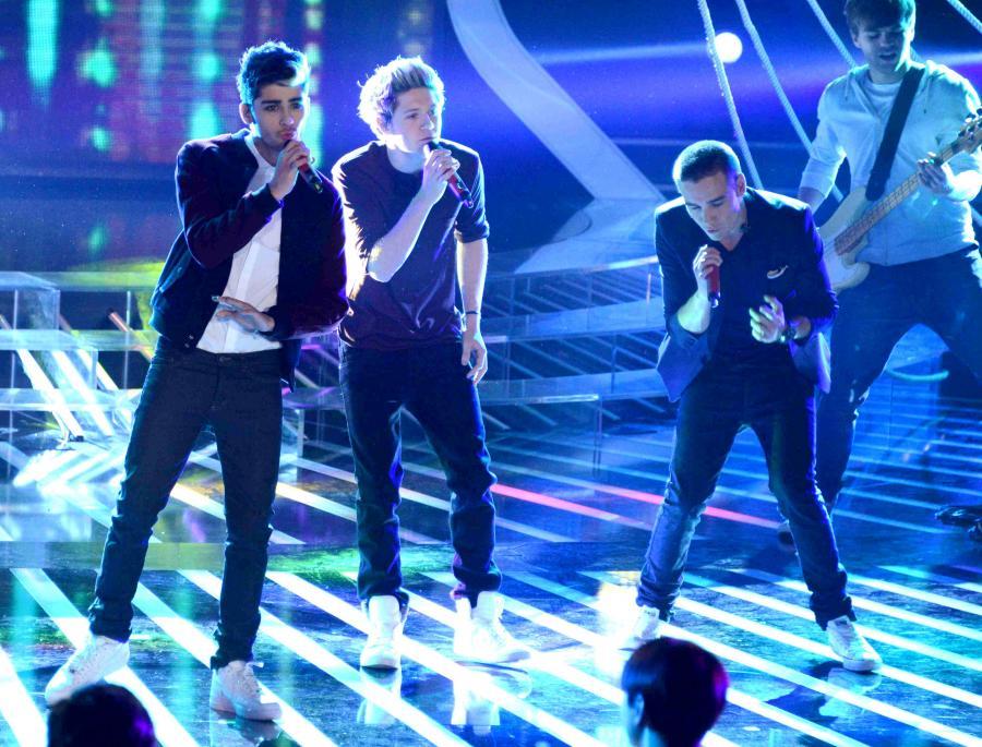 One Direction zagrają dla Obamy