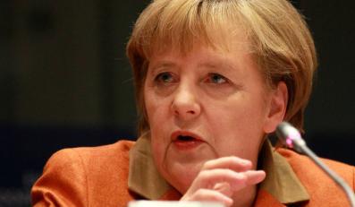 Kalerz Niemiec, Angela Merkel