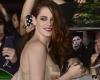 """Kristen Stewart na premierze filmu """"Saga Zmierzch: Przed świtem. Część 2"""""""