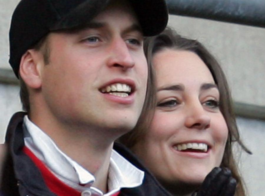 Brytyjska książęca para