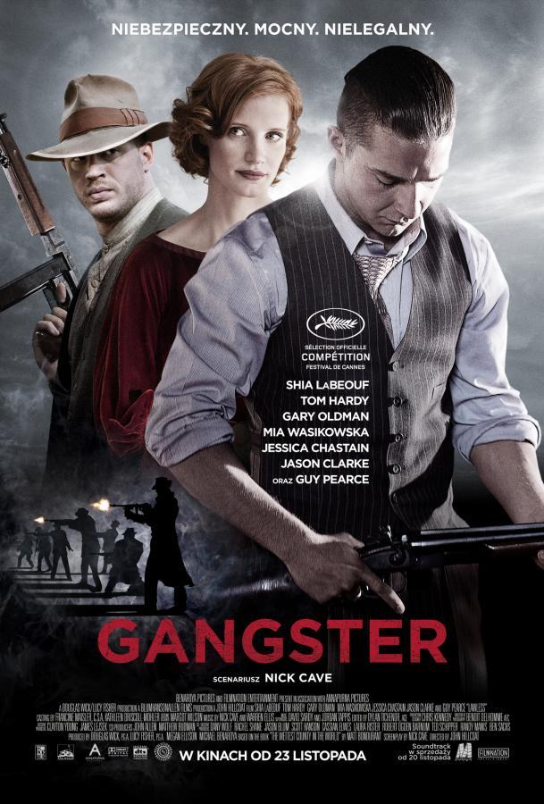 """""""Gangster"""" w polskich kinach od 23 listopada"""