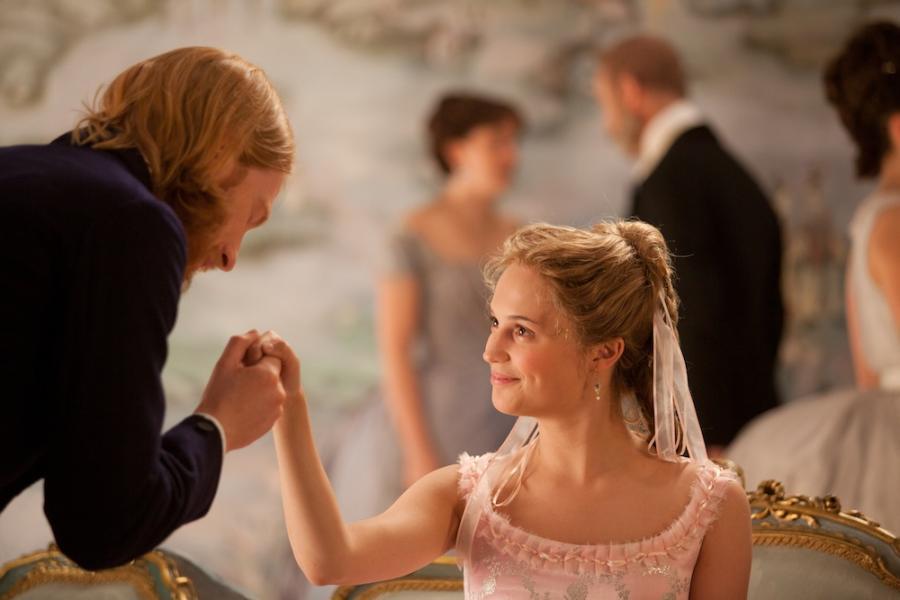 "Najważniejsze role Alicii Vikander: ""Anna Karenina"""