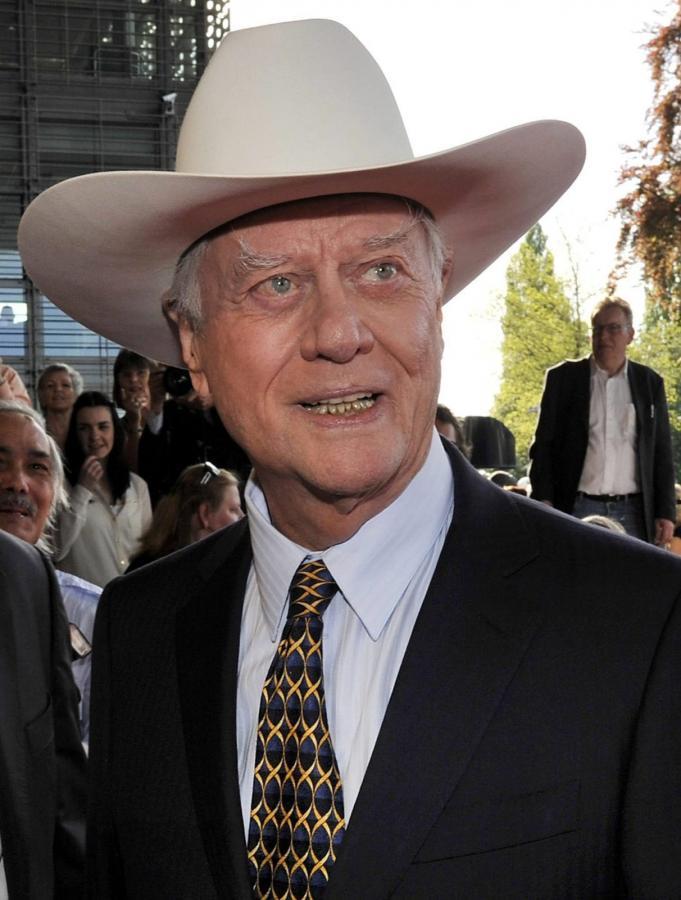 Larry Hagman (10 maja 2012)