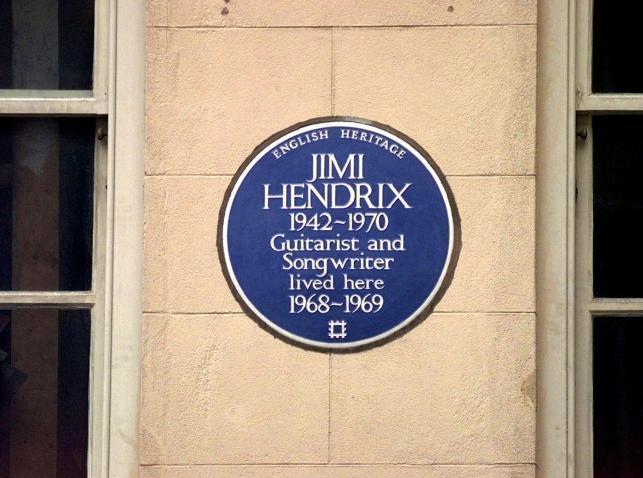 Dom Hendriksa w Londynie