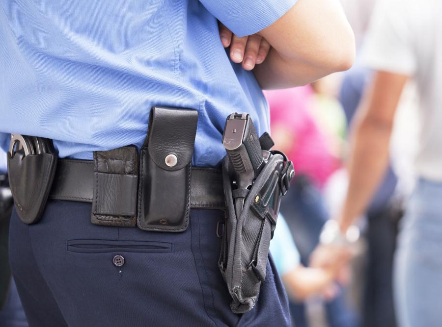 Jak gruby policjant ma złapać przestępcę?