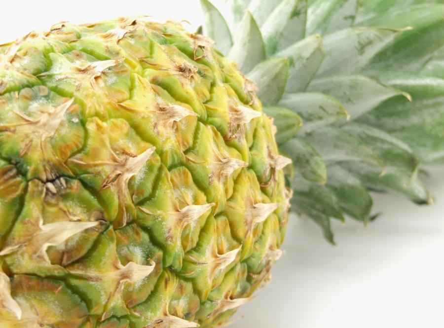 Nowa odmiana ananasa o smaku kokosa