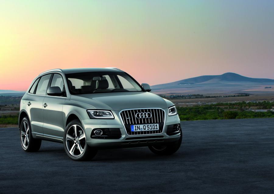 Audi Q5 - 3. miejsce w kategorii aut 2-3 letnich